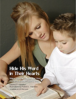 Hide His Word in Their Hearts Book Cover